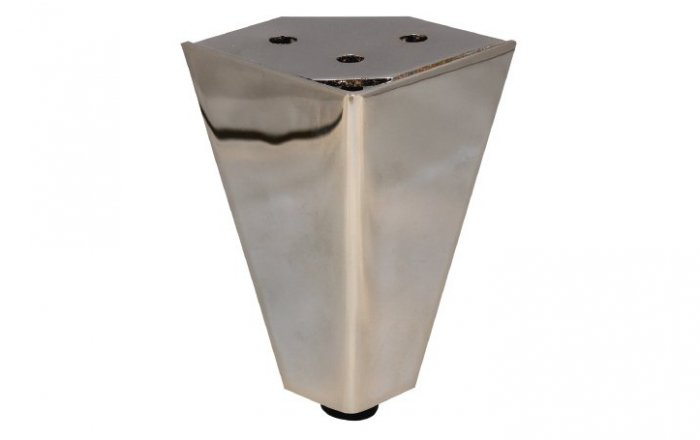 Boxspring hoekppot van metaal