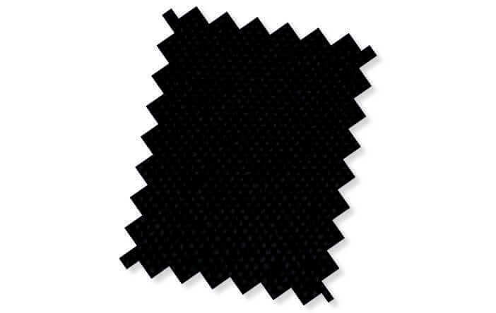boxspring stof etna zwart
